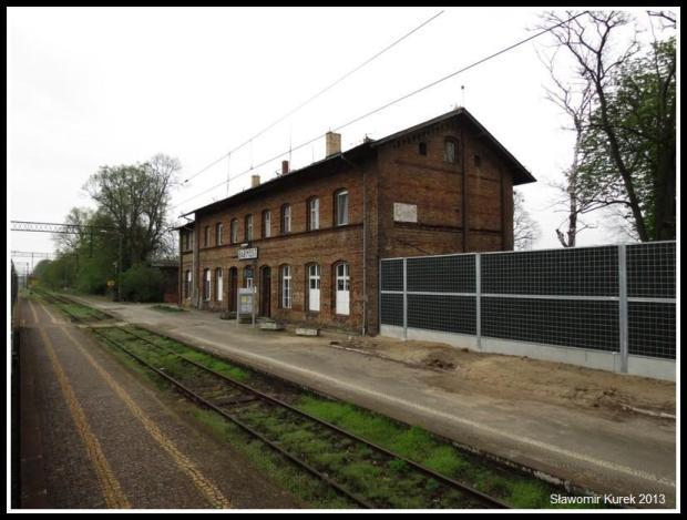 Babimost - stacja kolejowa