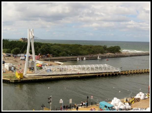 Ustka - most obrotowy 1