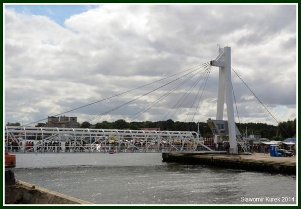 Słupsk - most obrotowy 2