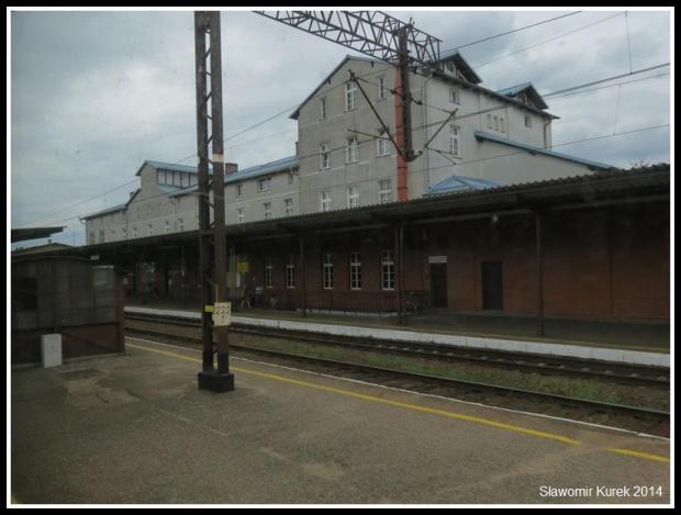 Białogard - peron (1)