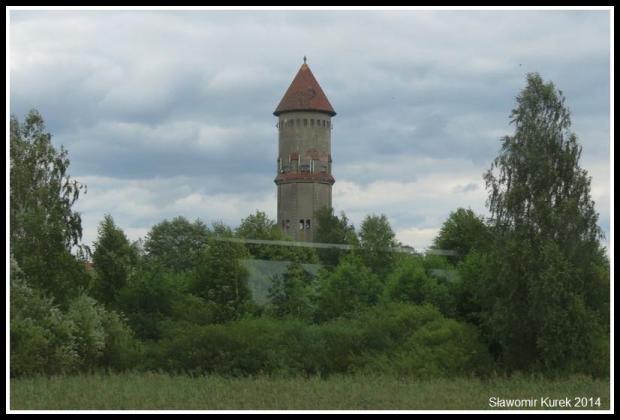 Białogard - wieża ciśnień