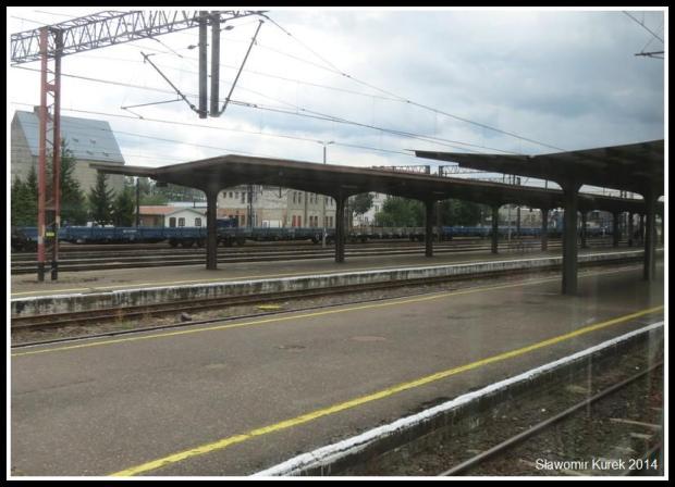 Szczeciek - peron (1)