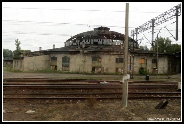 Piła Główna - lokomotywownia
