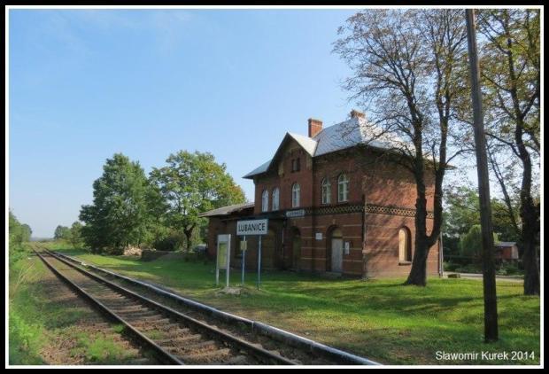 Lubanice - stacja 1