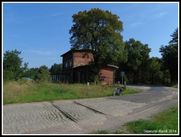 Lipsk Żarski - stacja i okolice 2