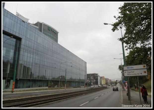 Poznań - Królowej Jadwigi/szklane domy