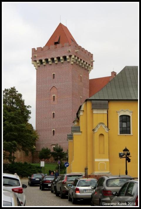Poznań - Ludgardy / Zamek Królewski