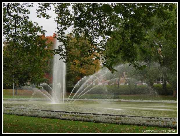 Poznań - park Mickiewicza 1