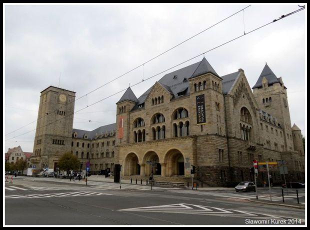 Poznań - Zamek Cesarski 1