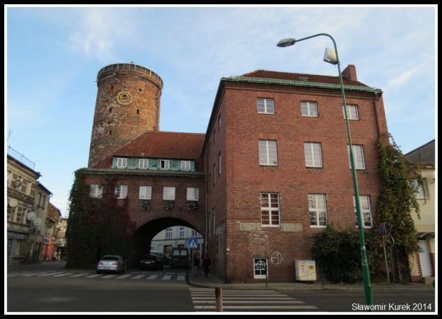 Lubsko - Wieża Pachołków Miejskich