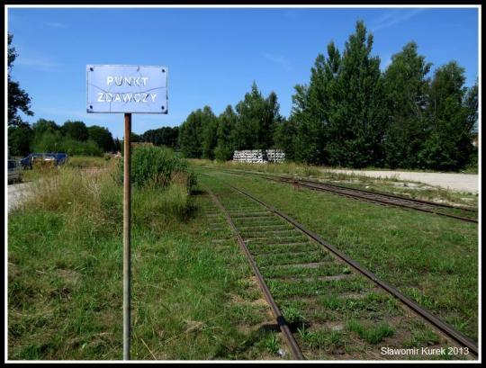 Żary Kunice - bocznica do Vitrosilikonu 3