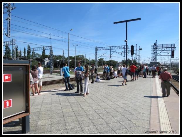 Wrocław - czekając na pendolino 2