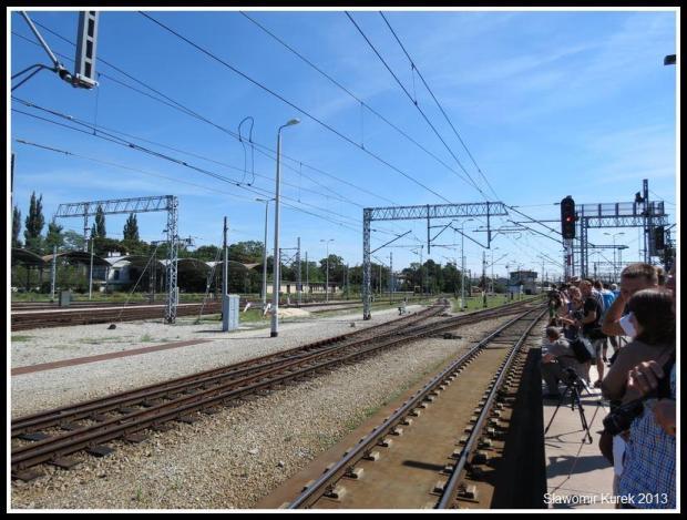 Wrocław - czekając na pendolino 3