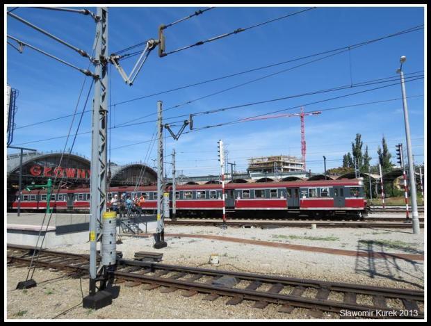 Wrocław - czekając na pendolino 4
