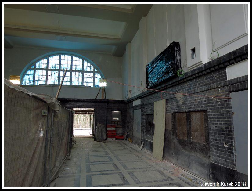 Żagań - remont dworca 9