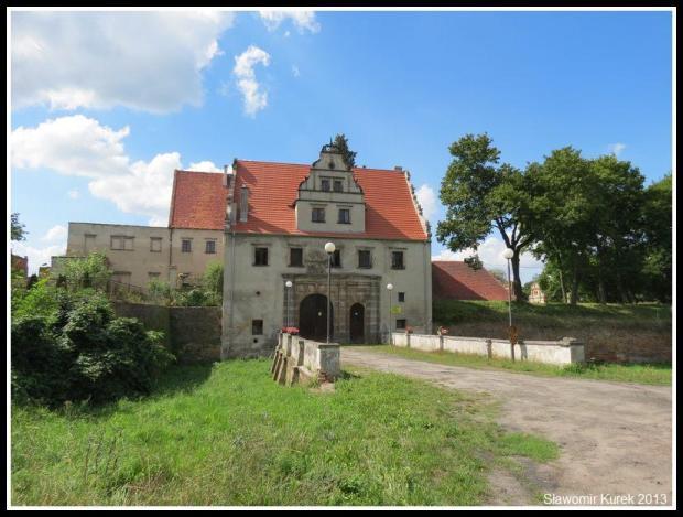 Siedlisko - zamek 1