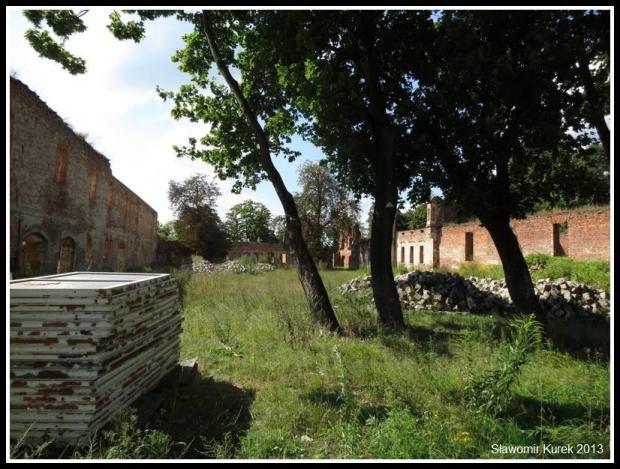 Siedlisko - zamek 6