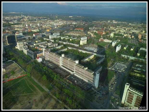 Wrocław - Sky Tower 3
