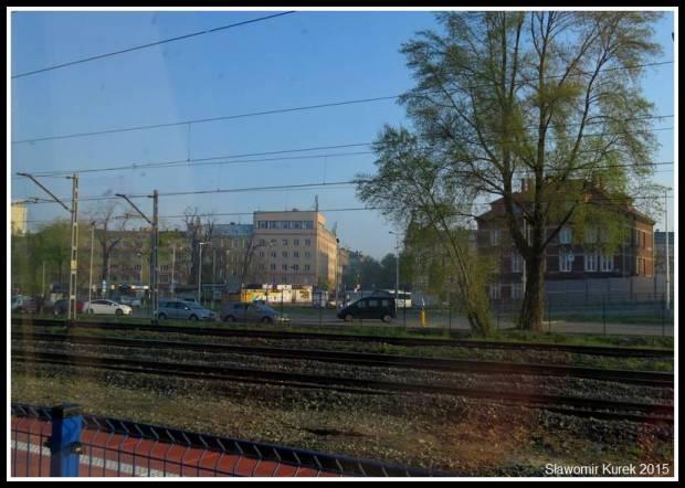 Opole - przy dworcu