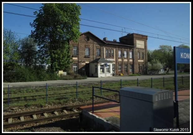 Koniecpol - stacja