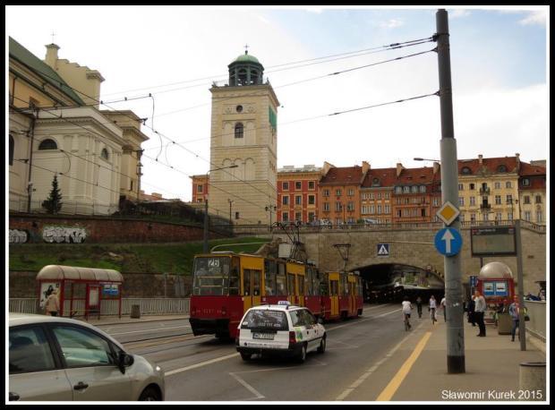 Warszawa - Trasa W-Z (1)