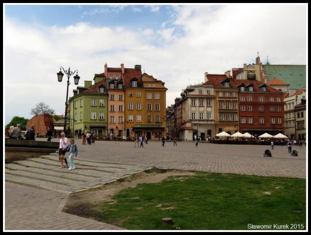 Warszawa - Plac Zamkowy 1