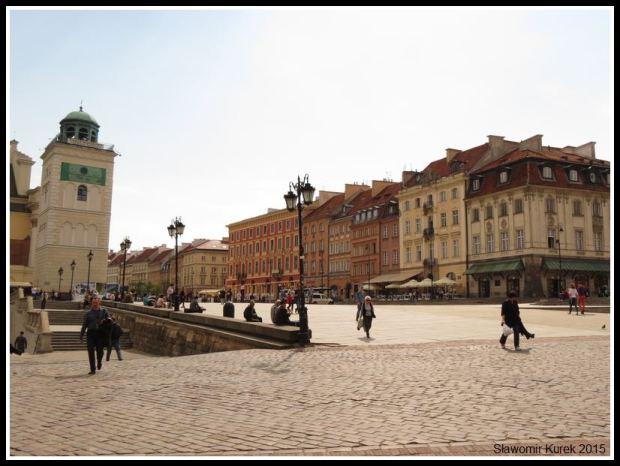 Warszawa - Plac Zamkowy 2