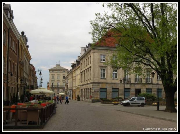 Warszawa - Freta