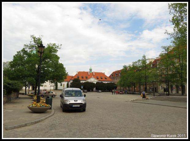 Warszawa - Rynek Nowego Miasta 1