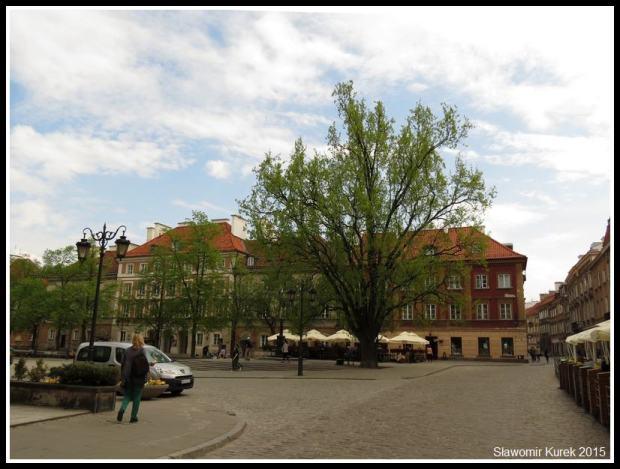 Warszawa - Rynek Nowego Miasta 2