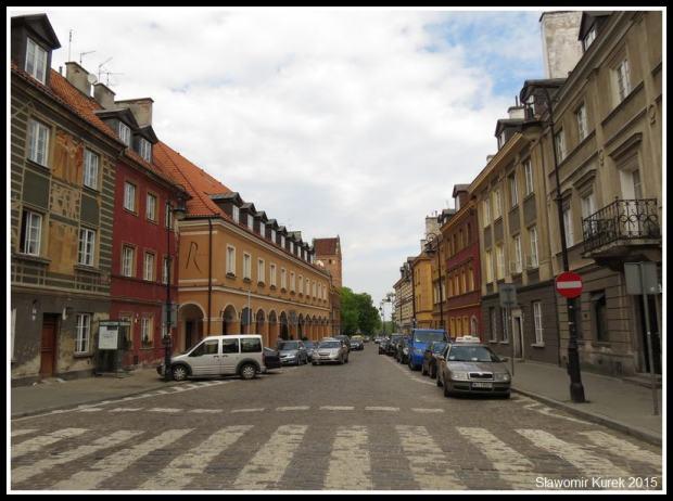 Warszawa - Kościelna