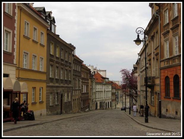 Warszawa - Mostowa
