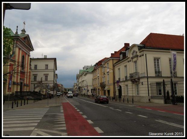 Warszawa - Miodowa