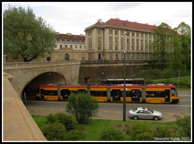 Warszawa - Trasa W-Z (4)