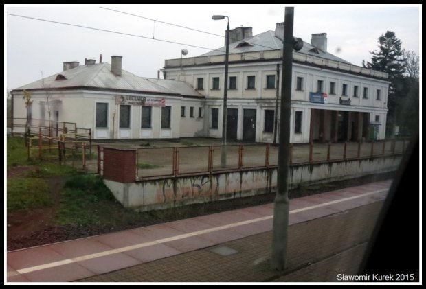 Błonie - stacja 1