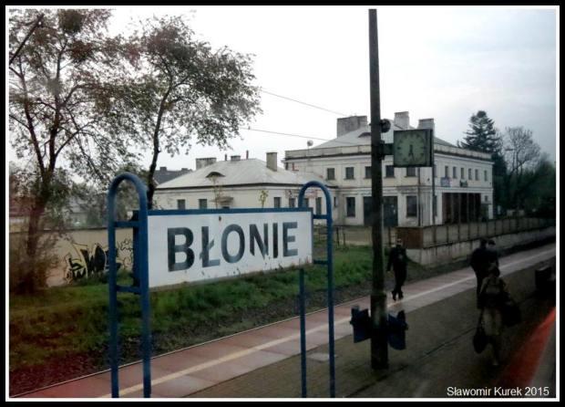 Błonie - stacja 2