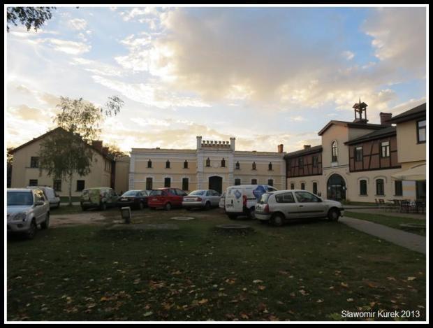 Będlewo - pałac 2