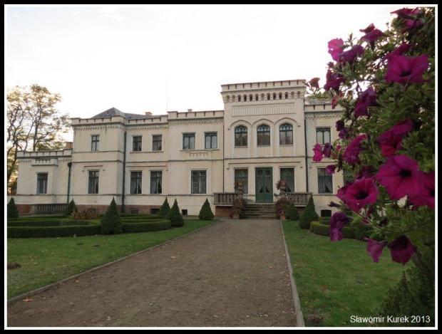 Będlewo - pałac 8