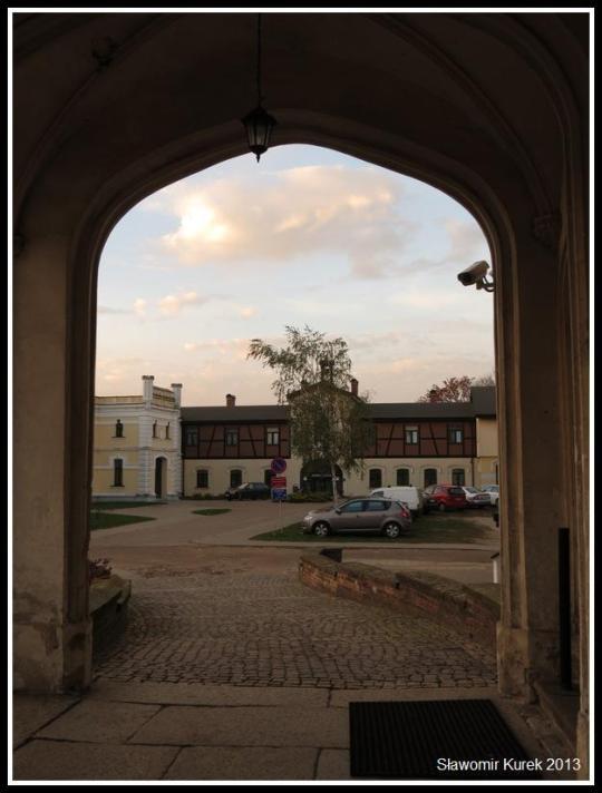 Będlewo - pałac 4