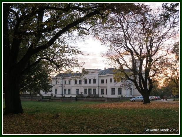 Będlewo - pałac 9