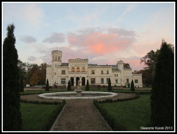 Będlewo - pałac 6