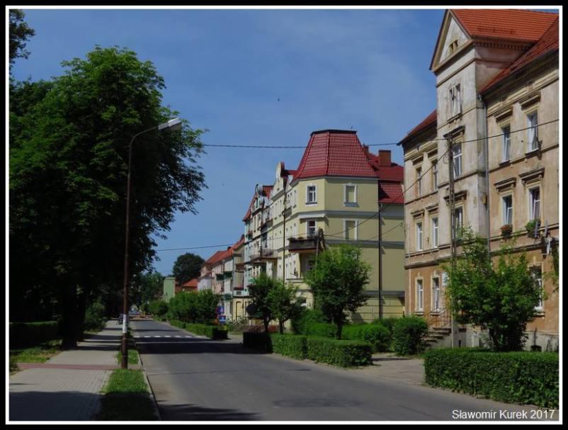 Gryfów Śląski - Kolejowa