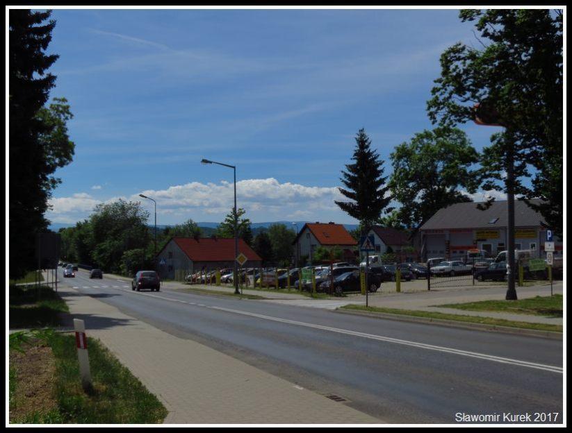 Gryfów Śląski - Jeleniogórska