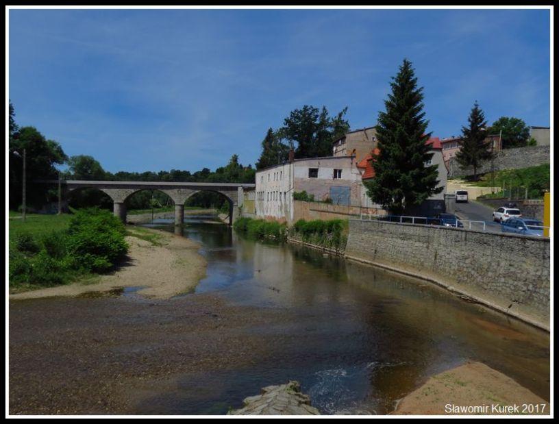 Gryfów Śląski - Kwisa, most Sanatoryjna