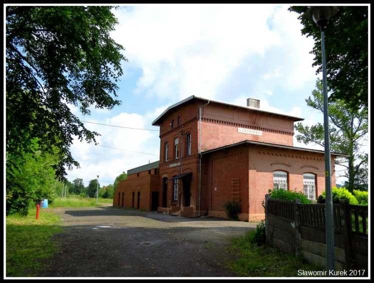 Lubomierz - stacja kolejowa 1