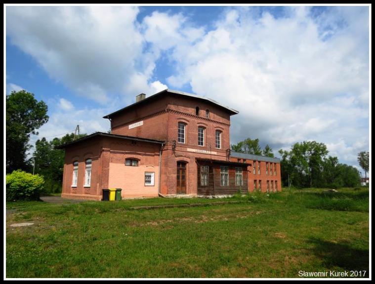 Lubomierz - stacja kolejowa 3