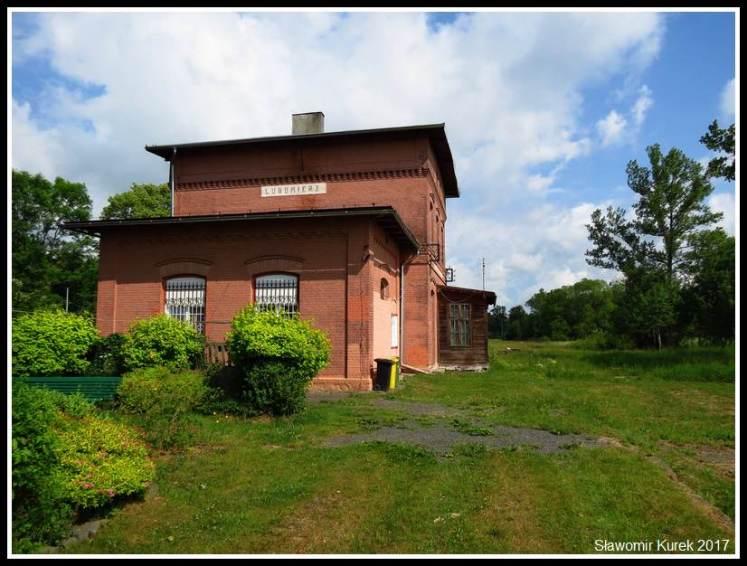 Lubomierz - stacja kolejowa 4
