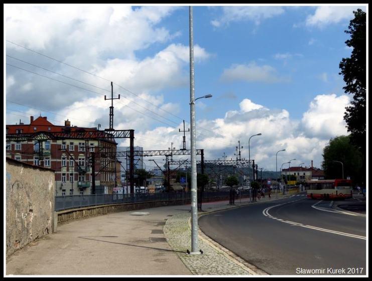 Jelenia Góra - 1 Maja i Pola 1