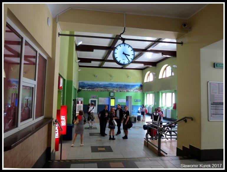 Jelenia Góra - stacja kolejowa 4