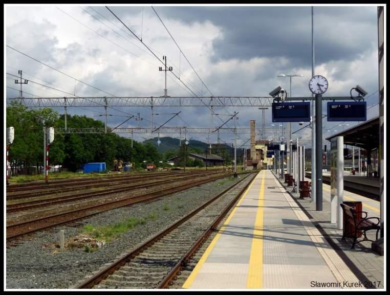 Jelenia Góra - stacja kolejowa 14